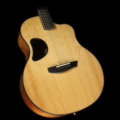 McPherson 4.5 Bearclaw Sitka and Black Acacia Acoustic-Electric Guitar Natural