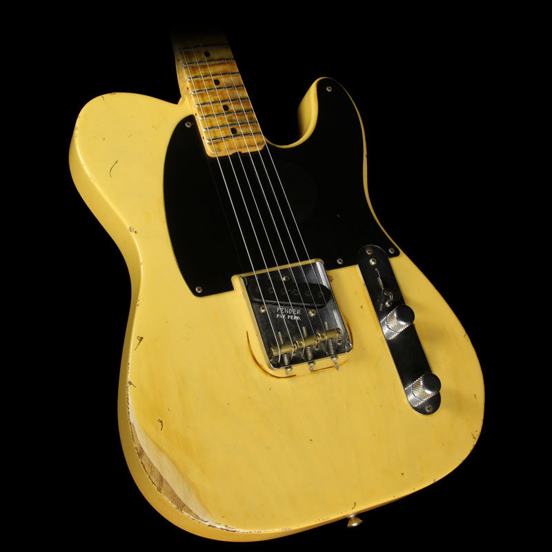 Used 2004 Fender Custom Masterbuilt John Cruz 1950's Esquire Relic Electric Guitar