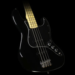 Used Squier Vintage Modified '77 Jazz Bass Electric Bass Black