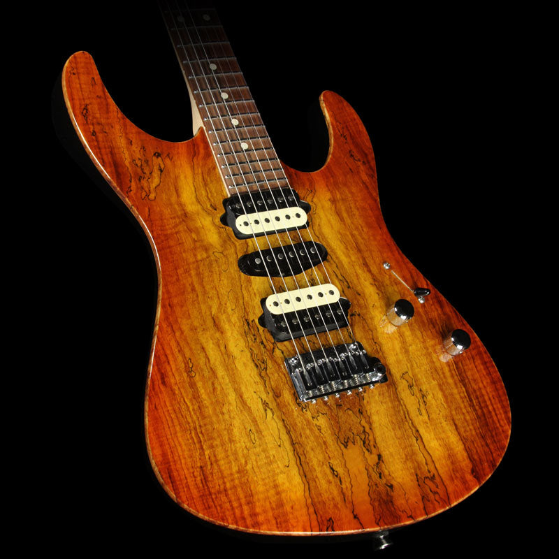 Used 2014 Suhr Modern Electric Guitar Cherry Burst