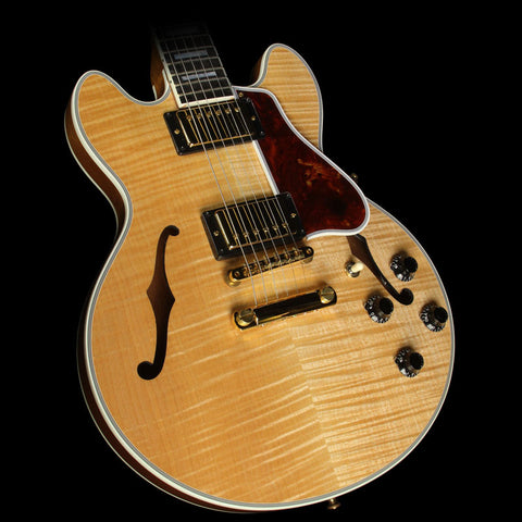 Used 2003 Gibson Custom Shop CS-356 Electric Guitar Natural
