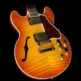 Used 2001 Gibson ES-346 Semi-Hollowbody Electric Guitar Lightburst