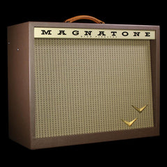 Magnatone Panoramic Stereo 2x10 Electric Guitar Combo Amplifier