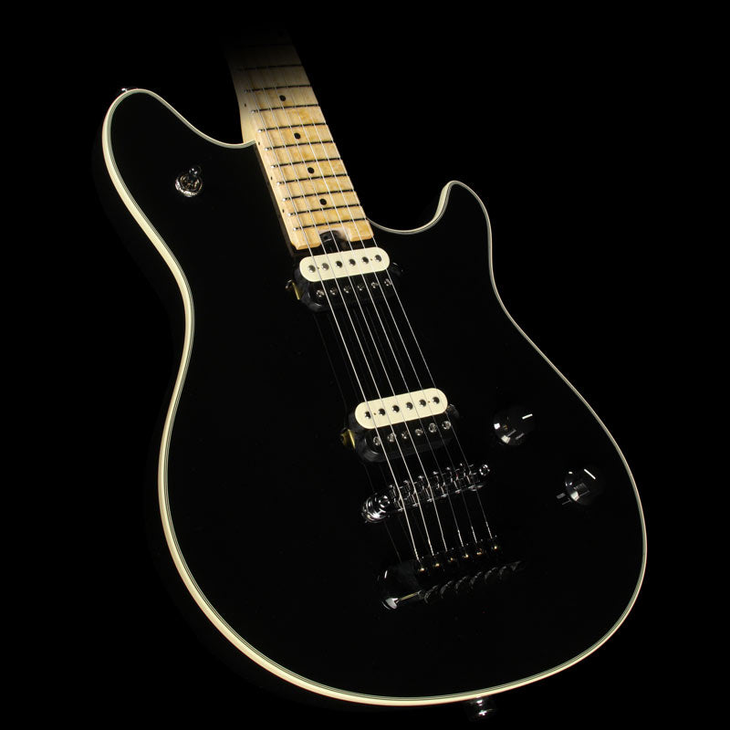 EVH USA Wolfgang Hardtail Electric Guitar Black
