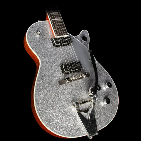 Gretsch G6129T-1957 Silver Jet Electric Guitar Silver Sparkle