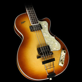 Hofner Limited Edition Club Bass Electric Bass Sunburst