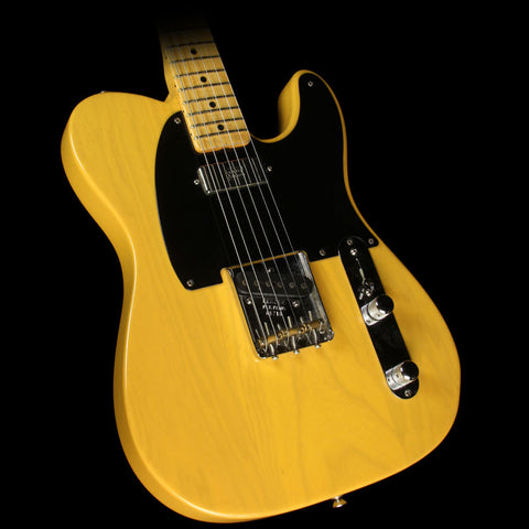 Used 2008 Fender Vintage Hot Rod '52 Telecaster Electric Guitar Butterscotch Blonde