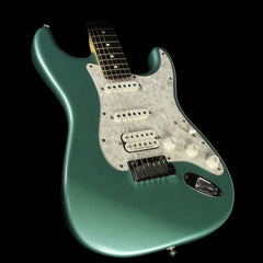 Used 2001 Fender Lone Star Stratocaster Electric Guitar Ocean Turquoise