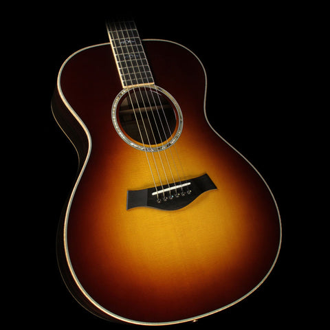 Used 2013 Taylor 812 Grand Concert Acoustic Guitar Sunburst