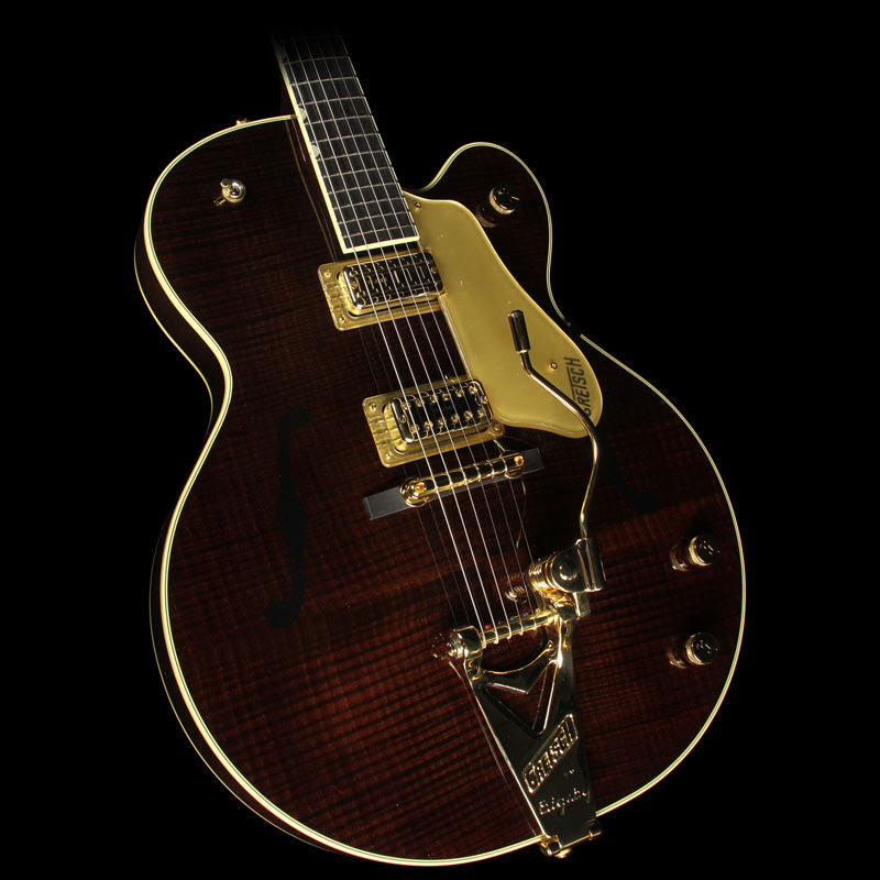 Gretsch G6122T-59 Vintage Select 1959 Chet Atkins Country Gentleman Electric Guitar Walnut Stain Lacquer