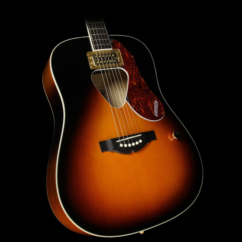 Used Gretsch G5031FT Rancher Acoustic Guitar Sunburst 2714031552