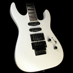 Used Jackson SL3X Soloist Electric Guitar Metallic Pearl White