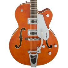 Gretsch G5420T Electromatic Hollow Body Single-Cut with Bigsby Orange Stain Used