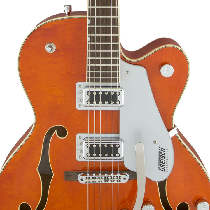 Gretsch G5420T Electromatic Hollow Body Single-Cut with Bigsby Orange Stain 2506011512