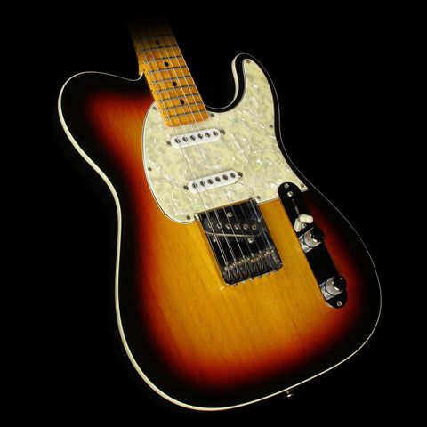 Used 1998 G&L ASAT Classic III Electric Guitar 3-Tone Sunburst