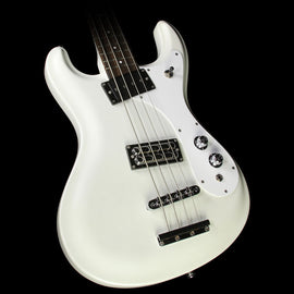 Danelectro '64 Electric Bass Vintage White