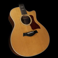 Taylor 416ce-LTD Cedar and Figured Maple Grand Symphony Acoustic/Electric Guitar Natural