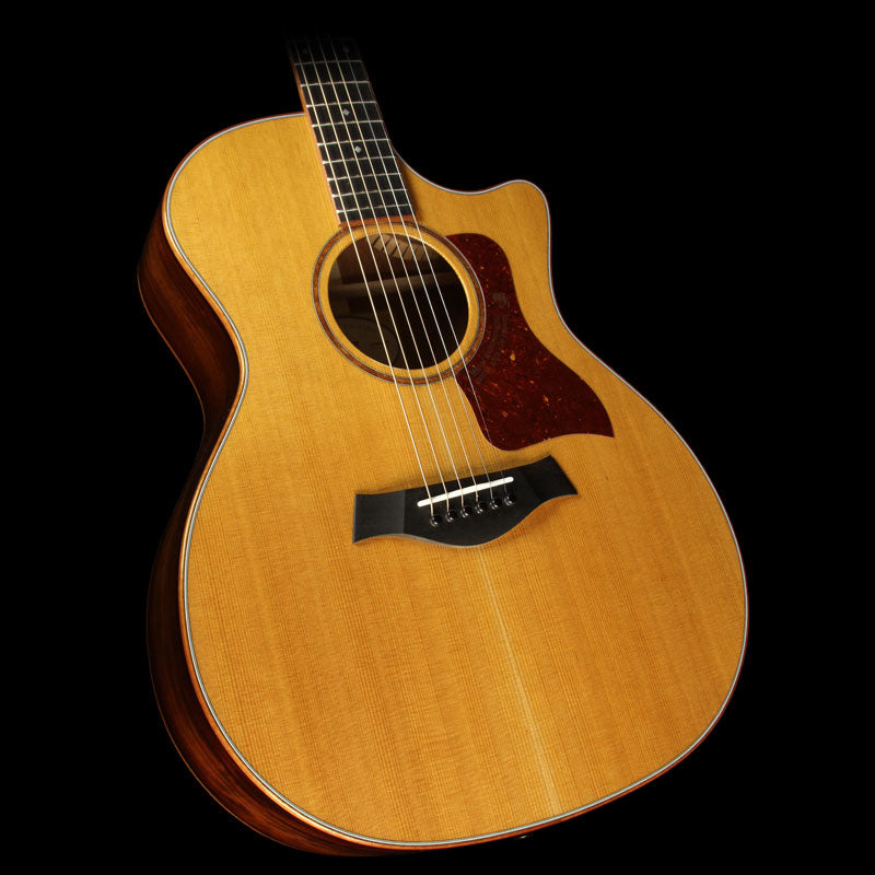 Taylor 514ce-LTD Granadillo/Cedar Grand Auditorium Acoustic-Electric Guitar Natural