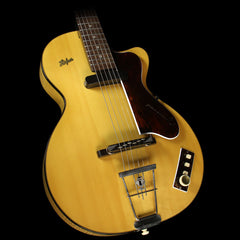Used 2007 Hofner Limited Edition 120th Anniversary Club 40 John Lennon Electric Guitar Natural