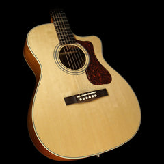 Used Guild Westerly Collection OM-140 Acoustic Guitar Natural