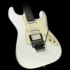 Used 1987 Jackson Dinky HSS Electric Guitar White