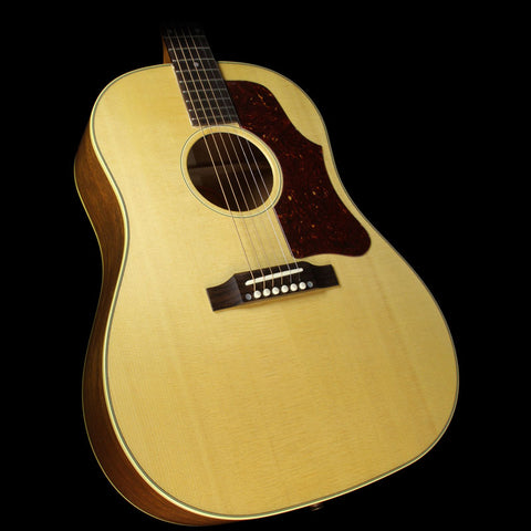 Gibson Montana 1960's J-50 Antiquity Acoustic-Electric Guitar Antique Natural