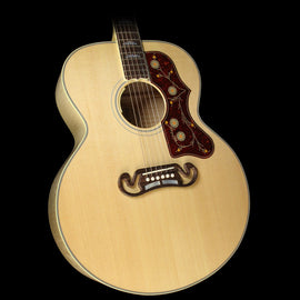 Gibson J-200 Acoustic/Electric Guitar Antique Natural