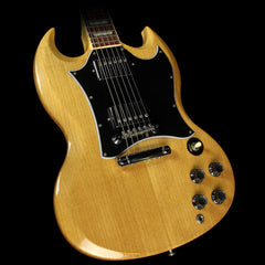 Used 1993 Gibson Korina SG Limited Edition Electric Guitar Natural