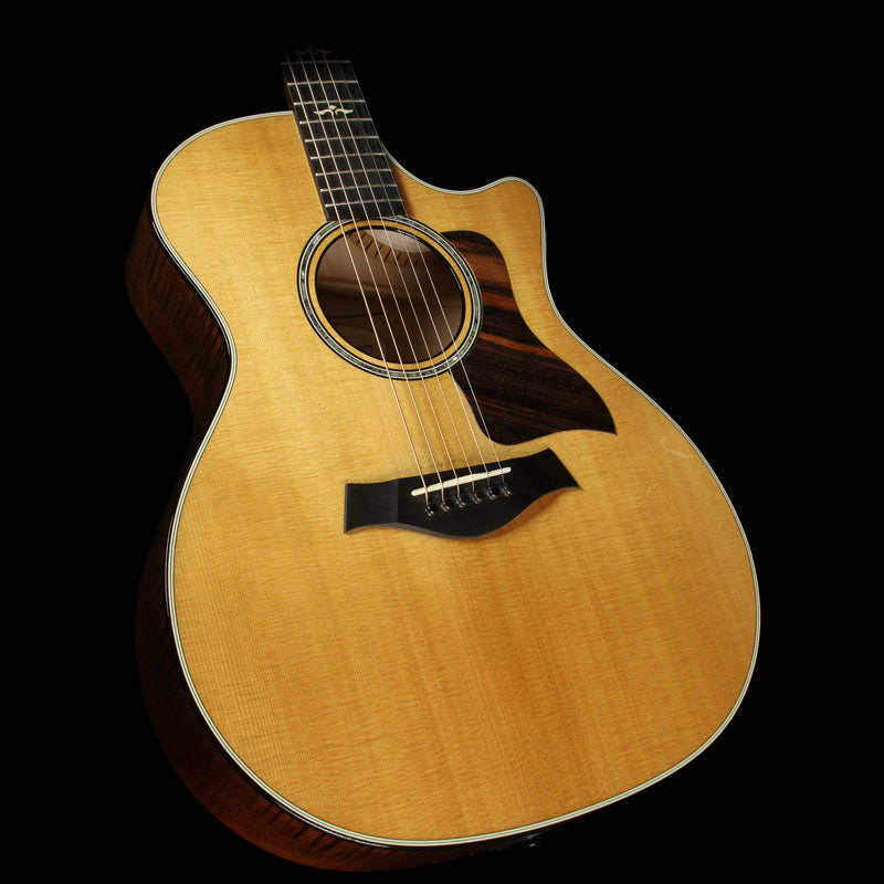 Used 2015 Taylor 614ce Grand Auditorium Acoustic-Electric Guitar Brown Sugar Stain