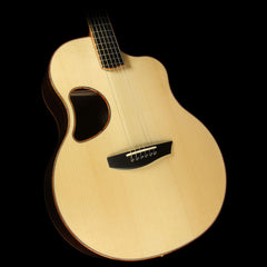 McPherson 4.0 XP Adirondack Red Spruce and Brazilian Rosewood Acoustic-Electric Guitar Natural