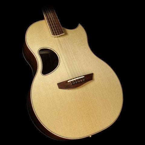 McPherson 4.5 Camrielle Engelmann Spruce and Madagascar Rosewood Acoustic-Electric Guitar Natural