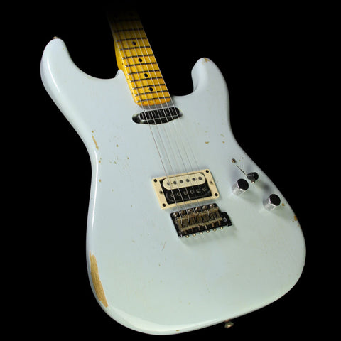 Fender Custom Shop 2016 Limited Edition Relic H/S Stratocaster Electric Guitar Faded Sonic Blue