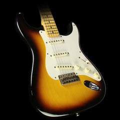 Used 2009 Fender Custom Exclusive Masterbuilt Mark Kendrick '57 Not Rod Stratocaster Relic Electric Guitar 2-Tone Sunburst