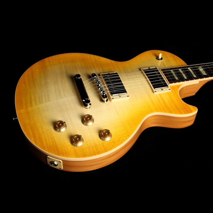 Used 2017 Gibson Les Paul Traditional T Electric Guitar Antique Burst 170089875
