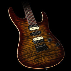 Used 2014 Suhr Modern Electric Guitar Bengal Burst