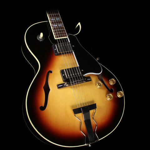 Used 2011 Gibson Custom Shop Steve Howe Signature ES-175D Electric Guitar Tobacco Sunburst