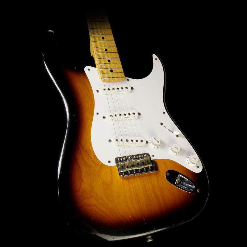 Fender Custom Shop Masterbuilt Todd Krause Eric Clapton Stratocaster Guitar 2-Color Sunburst