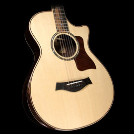 Taylor 812ce 12-Fret Deluxe Grand Concert Acoustic/Electric Guitar