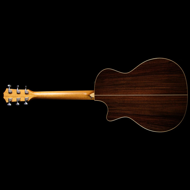 Used Taylor 814ce DLX Grand Auditorium Acoustic Guitar Natural 1104057052