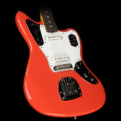 Fender '60s Jaguar Lacquer Electric Guitar Fiesta Red