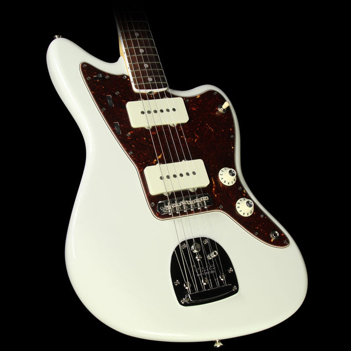 Used Fender American Vintage 1965 Jazzmaster Electric Guitar Olympic White V1636711