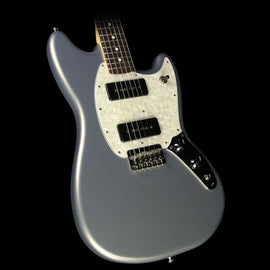Fender Mustang 90 Electric Guitar Silver