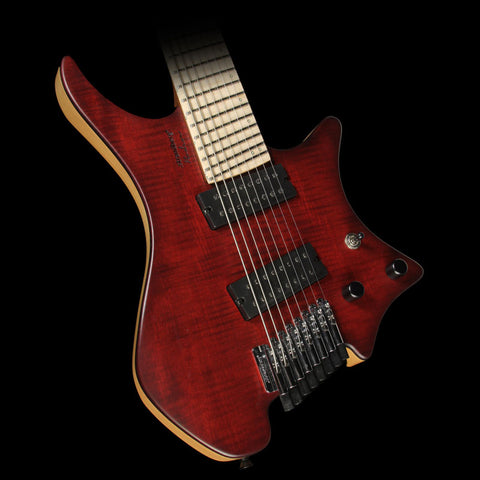 Used 2016 Strandberg Custom Shop Boden 8 Electric Guitar Redrum