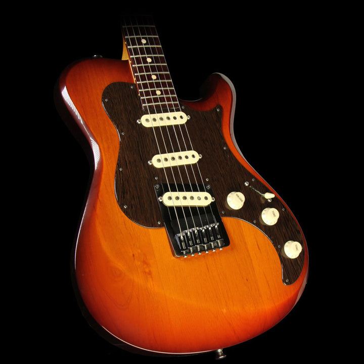 Used Knaggs Chesapeake Choptank T3 Electric Guitar Choptank Fire 132