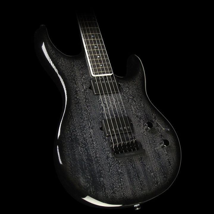 Used Ernie Ball Music Man Luke III Ball Family Reserve Autographed Electric Guitar Tumescent Finish G78000