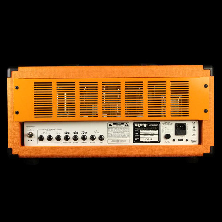 Used Orange Rockerverb 100 MKIII  Guitar Amplifier Head RK100H MKIII