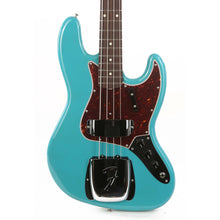 Fender Custom Shop 1964 Jazz Bass Roasted NOS Faded Taos Turquoise 2020