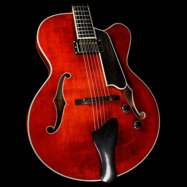 Eastman T146SM Thinline Archtop Classic Finish 15750210