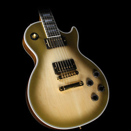 Gibson Custom Shop Zoo Select Les Paul Custom Electric Guitar Gold Burst