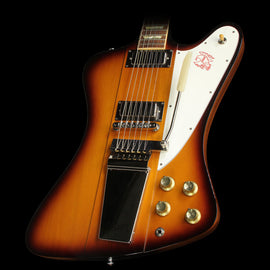 Used Gibson Custom Shop Firebird V Electric Guitar Vintage Sunburst